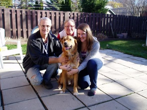 Jake has Found his Forever Home